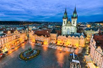 Экскурсионная программа Чехия