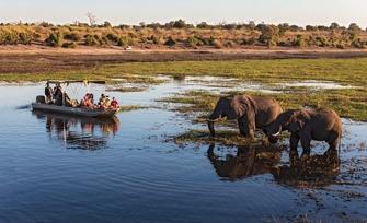 Экскурсионная программа Ботсвана