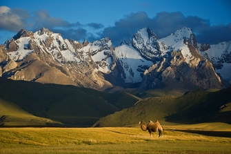 Экскурсионная программа Кыргызcтан