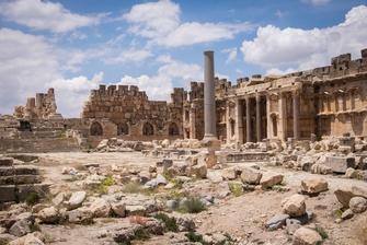 Экскурсионная программа Ливан