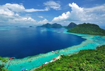 о. Борнео