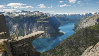 Экскурсионная программа Норвегия