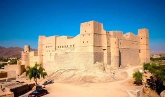 Экскурсионная программа Оман