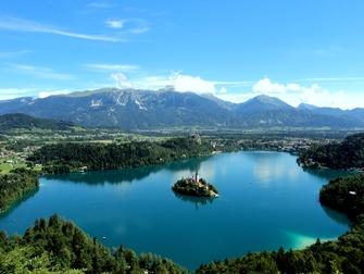 Альпийские озера