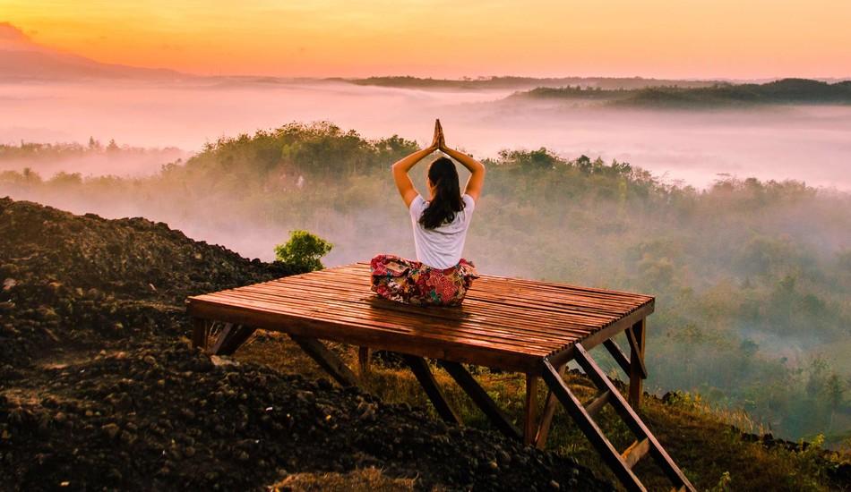 Семинар по йоге в Индии
