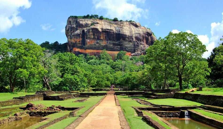Семинар по йоге на Шри-Ланке